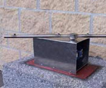 sistema mecánico palomas