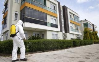 Empresas de desinfección de locales comerciales