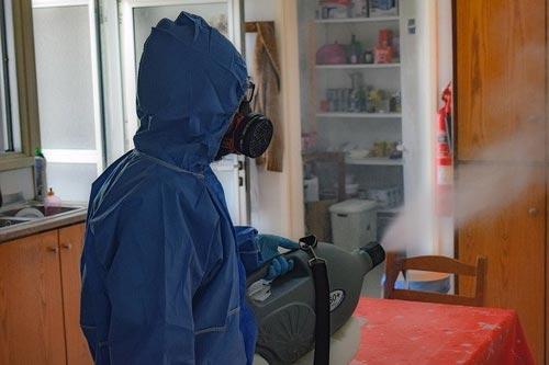 Desinfección por nebulización ante el coronavirus