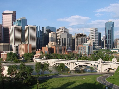 El Alberta (Canadá) no hay plagas