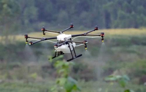 dron-fumigador