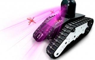 laser que elimina mosquitos