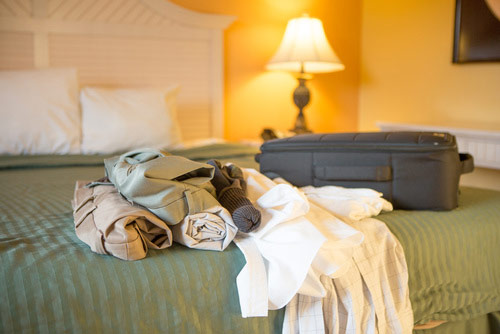 ropa sucia hotel