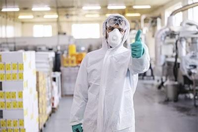 trabaja en control de plagas en Bilbao-Bizkaia